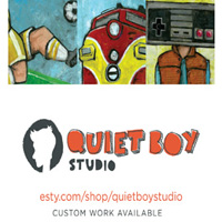 Quiet Boy Studio