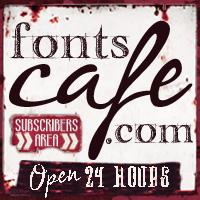 Fonts Cafe
