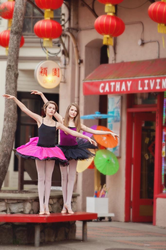ballerinas 153_blur