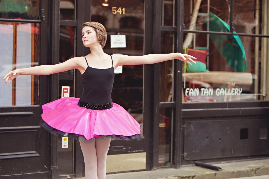 ballerinas 165