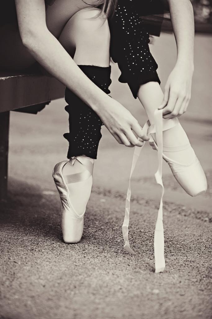 ballerinas 192_bw