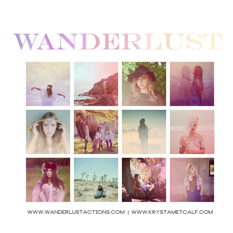 Wanderlust Actions